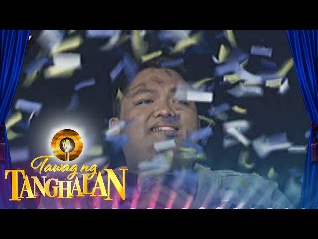 Tawag ng Tanghalan: John Mark Saga defends his title!