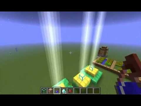 Watch Minecraft 12w32a: Special Powers, Night Vision & More! - Pt. 2 - Uberagon