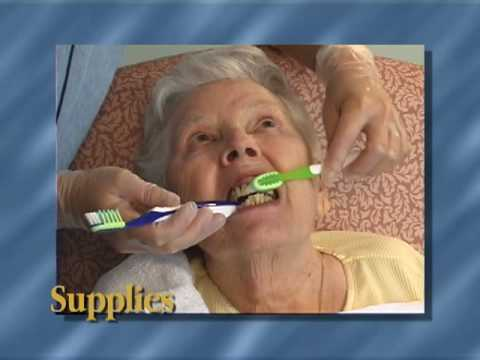 Oral Care For Older Adults