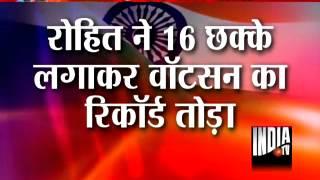 India-Australia series: India clinch series, win 7th ODI