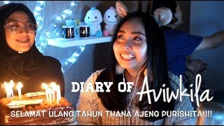 download lagu Doa Diary Of Aviwkila -  Thana's Birthday gratis
