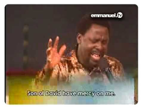 Powerful Prayer With T.b. Joshua!! video