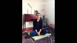 Rupika Sondhi, 'आनेवाला कल इक सपना है'(Aanewala Kal Ek Sapna Hai)
