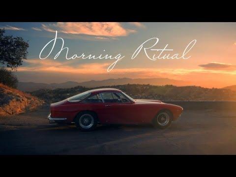 Ferrari 250 GT Lusso Morning Ritual