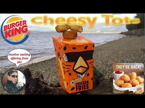 Burger King Cheesy Tots thumbnail