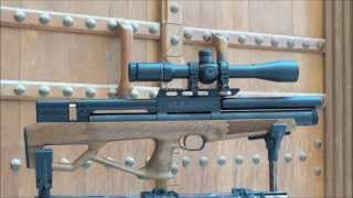 AirGun Technology Vulcan 5.5  long range 168 Yard