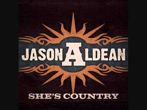 Jason Aldean - Shes Country ft Finesse (Rap Remix)