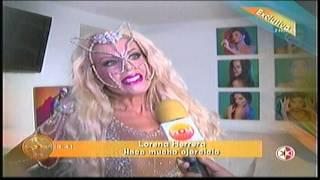 LORENA HERRERA Entrevista en HOY