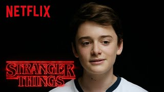 Stranger Things: Spotlight | Noah Schnapp | Netflix