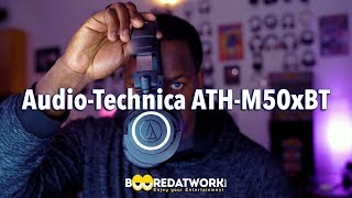 Audio-Technica ATH-M50xBT Wireless