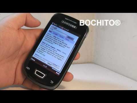 Celular Doble Chip wifi 3MPX Galaxy Mini Bochito®