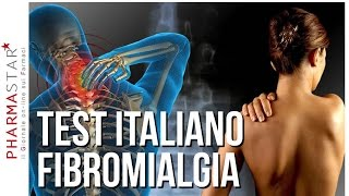 Un test italiano per la diagnosi di fibromialgia