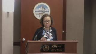 Norfolk City Council Work Session - Part 2 (6/2/20)