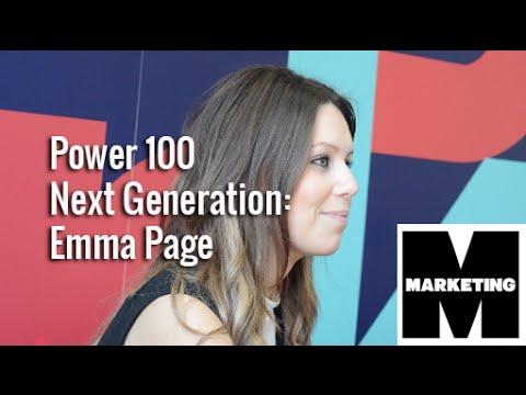 Power 100 Next Generation: Emma Page, Audi UK
