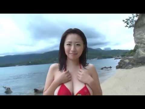 水樹たま-ぽちゃドルオンザビーチ動画-むっちり感半端ない!!画像
