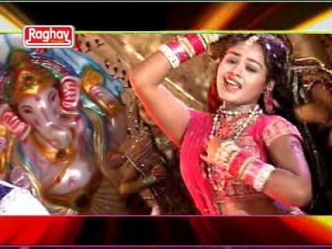 Ganpati Aayo Bapa-ganpati Aayo Bapa Religious Gujrati Song video