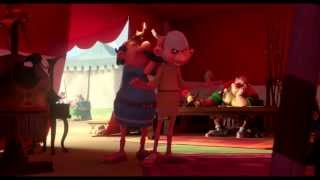 Asterix e il regno degli dei - Clip 2 - Ufficiale HD