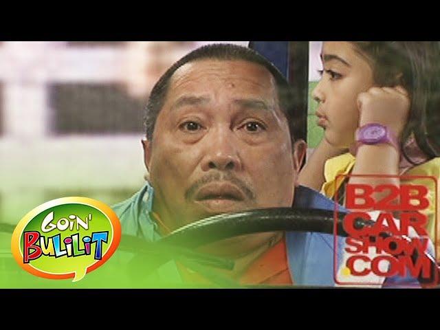 Goin' Bulilit: Funny jeepney scenes