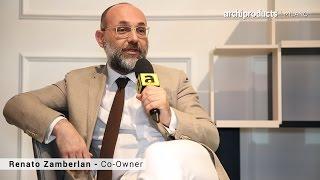 Salone del Mobile.Milano 2016 | HORM - Renato Zamberlan