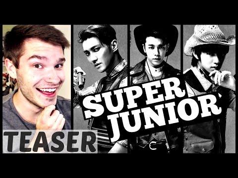 Teaser Reaction: Super Junior mamacita | Awkward Kpop video