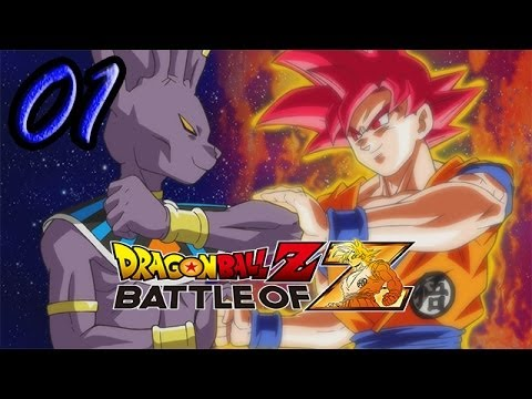 Dragon Ball Z Battle Of Z - Folge 01 [deutsch german] Hd video