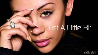 Watch Mutya Buena Just A Little Bit video