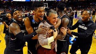 Frank Martin Shares Coach K Inspiration After Duke Upset | CampusInsiders