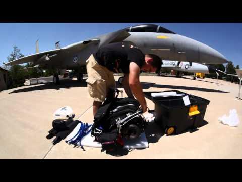 Top Gun Parajet Zenith Thor 200 Paramotor