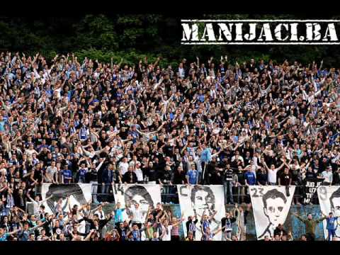 THE BEST FANS ON BALKAN , EUROPE AND WORLD THE MANIACS MANIJACI