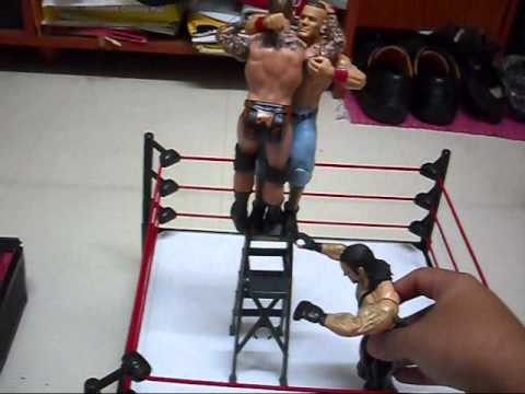 Wwe Announcers Table Toy uk Homemade Wwe Announce Table