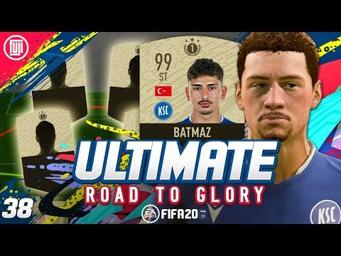 FULL ICON SWAPS!!! ULTIMATE RTG #38 - FIFA 20 Ultimate Team Road to Glory