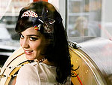 Katy Perry's InStyle Photo Shoot
