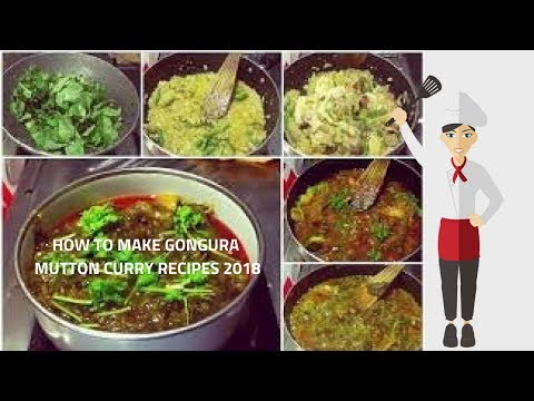 How to make gongura mutton curry recipes 2018