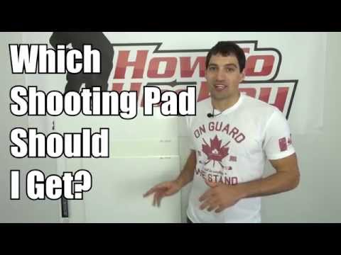Shooting Pad Comparison - Which is best for you?