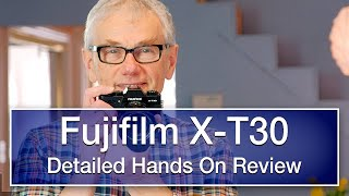 Fujifilm X-T30 detailed review in 4K