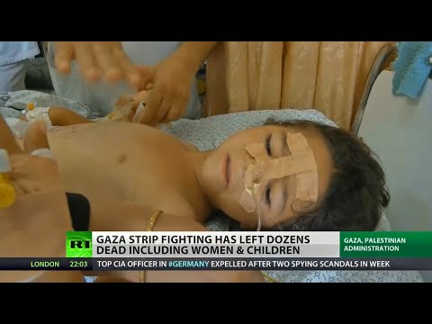 Gaza civilians struggle amidst Israeli onslaught