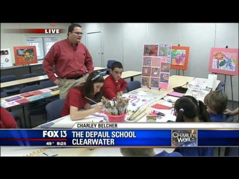 Cool School - The dePaul School - 820am - 02/14/2014