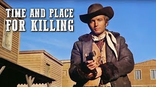 Time and Place for Killing | WESTERN Movie | English | Cowboy Film | Full Length