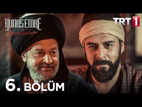 Yunus Emre - Yunus Emre 6.Bölüm HD Tek Parça İzle