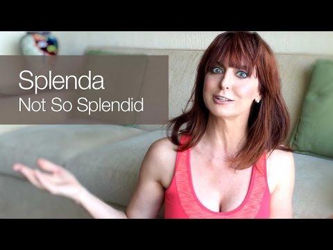 Splenda Not So Splendid -  kimTV