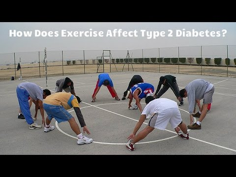 How Does Exercise Affect Type 2 Diabetes?