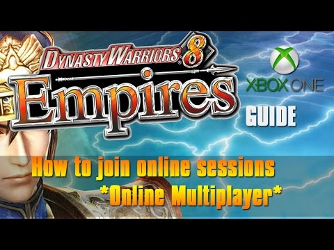 Dynasty Warriors 8 Empires - How to Play Online Multiplayer Guide (Xbox One/PS4)