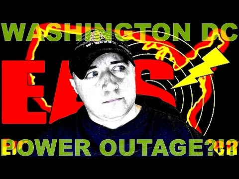 DC Goes Dark As We Sit On The Brink Of World War 3 ?!?