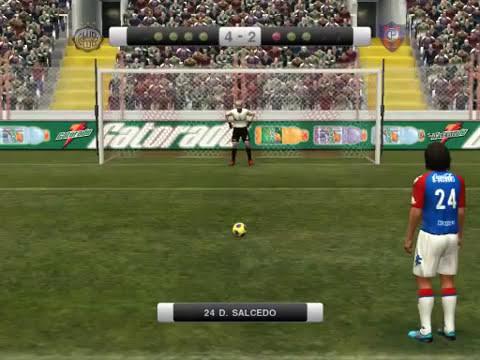 Olimpia vs Cerro Porteño (PES 2011 PC)