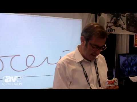 InfoComm 2014: Doceri Demos Interactive Software Solution for iPad