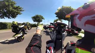 Best of 2017 (53Crew/Weststrokes)[Yamaha WR 125/250 stunt]