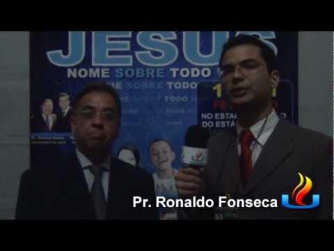 UMADEB 2012 - Dia 20-02 - Entrevista Pr. Ronaldo Fonseca