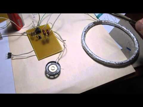 Катушки для металлоискателей своими руками видео