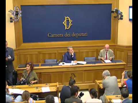 Roma - Conferenza stampa di Roberto Giachetti (15.07.15)