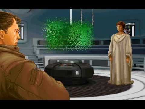 Star Wars - Dark Forces - Gameplay